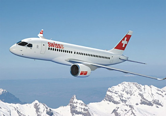 Swiss International Air Lines - cheapairetickets